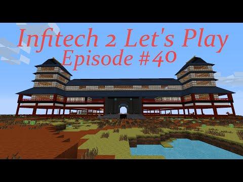 Minecraft Infitech 2 Lp Ep 40: Creating Kanthal