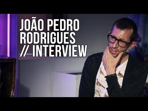 Joao Pedro Rodrigues Interview - The Seventh Art