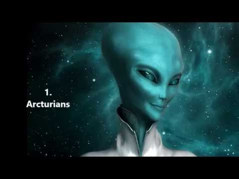 Top 5 Friendly Alien Races