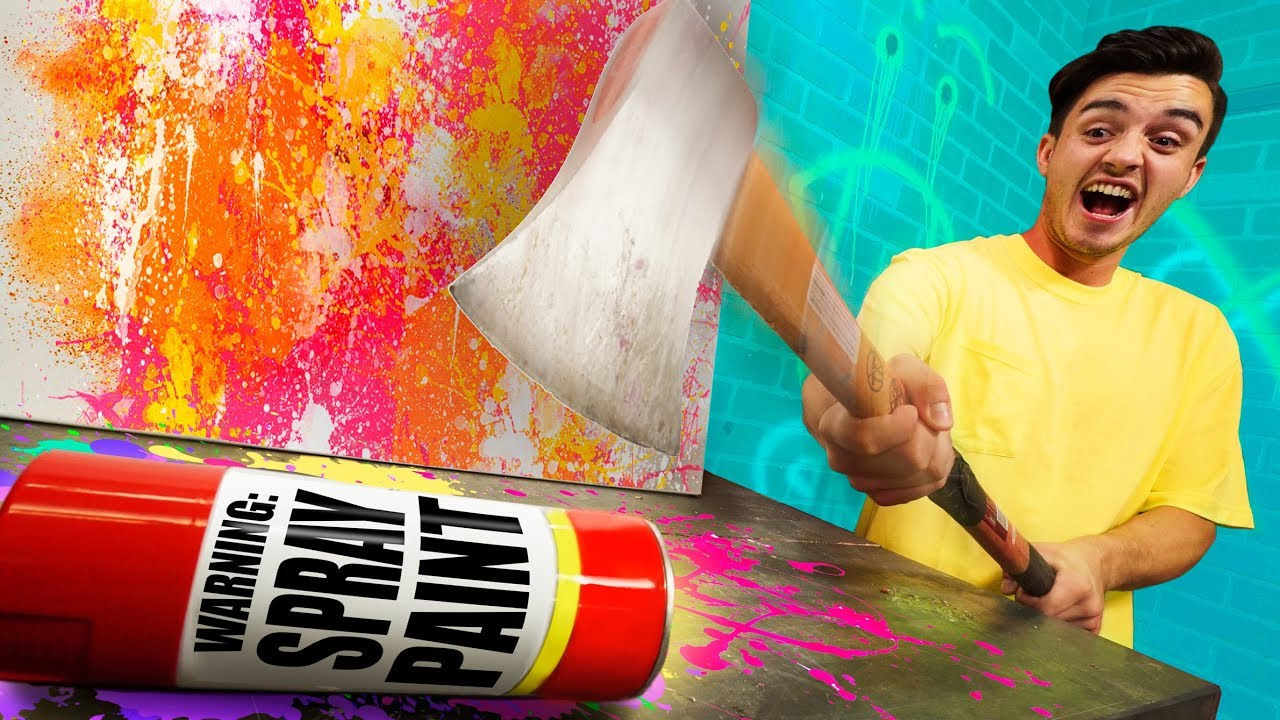 exploding-spray-paint-can-challenge