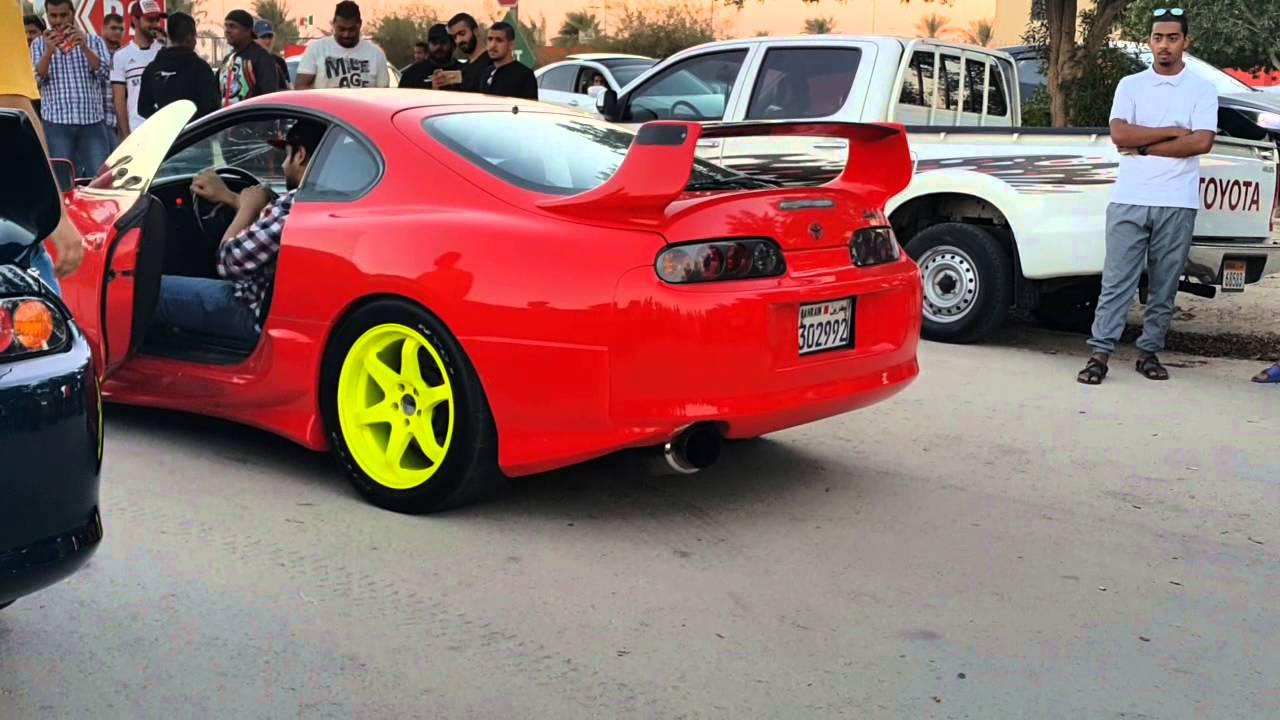 Supra Firing Shots In Bahrain