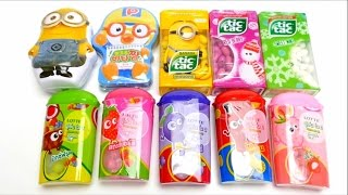 Pororo, Minion, Tic Tac & Lotte Candies thumbnail