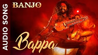 Bappa Full Audio Song | Banjo | Riteish Deshmukh | Vishal & Shekhar