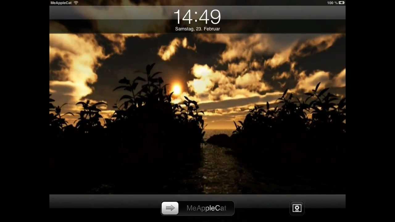 Live Wallpaper For Ipad Mini: Cydia Tweak / Live Wallpaper Für IPhone