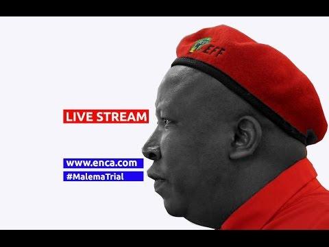 LIVE: Julius Malema corruption trial - Day 2