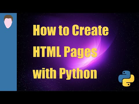 Create HTML Pages With Python Using The Dominate Module