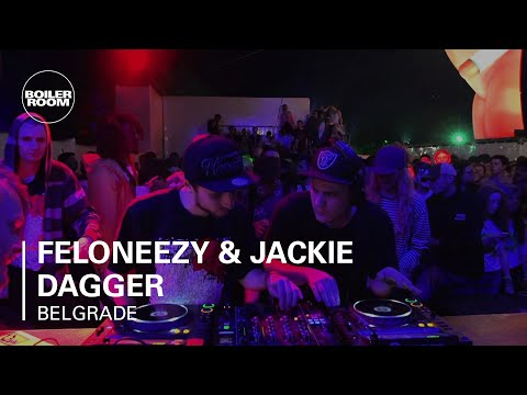 Feloneezy & Jackie Dagger MAD in Belgrade X Boiler Room DJ Set