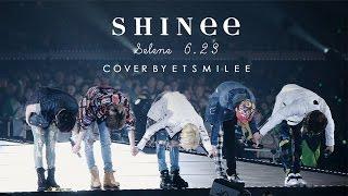 EtSmilee | SHINee (샤이니) - Selene 6.23 (Our Street/너와 나의 거리)