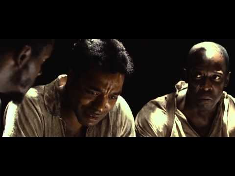12 Years A Slave Official Trailer #1 (2013)