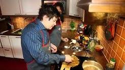 Keittiössä Poppaa, jakso 6: Rukiinen, maidoton Lihamakaronilaatikko