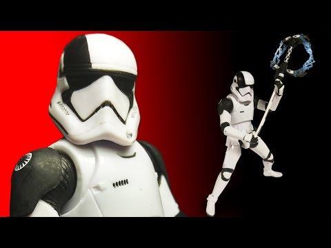 "HASBRO STAR WARS BLACK SERIES 6/"" STORMTROOPER EXECUTIONER ACTION FIGURE"