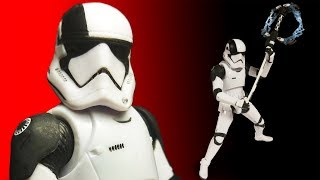 Star Wars The Black Series Stormtrooper Executioner 6-Inch Action Figure Review