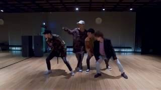 [Mirrored] WINNER - 'EVERYDAY' MIRRORED DANCE PRACTICE 안무영상 거울모드