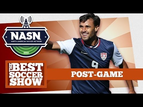 USA-South Korea Post-Game Show: Best Soccer Show
