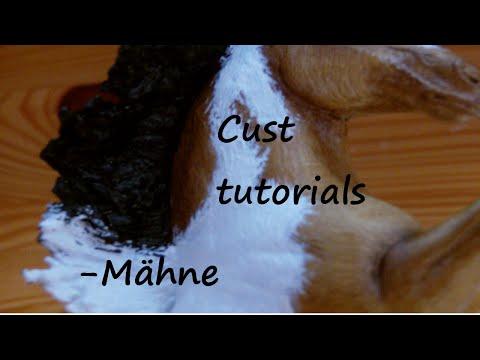 Cust tutorial - Mähne