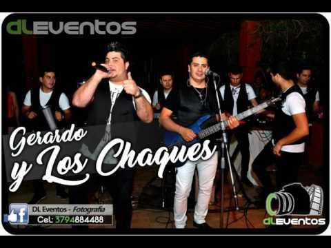 GERARDO Y LOS CHAQUES EN VIVO - ENLACE DE YANI Y MIGUEL - 12/05/17