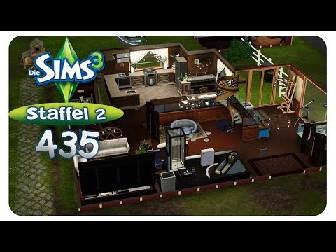 Das Erdgeschoss steht #435 Die Sims 3 Staffel 2 [Umbau/alle Addons] - Let's Play