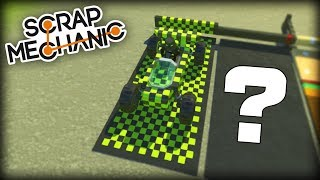 Multiplayer Extreme Downhill Soapbox Barrel Racing! (Scrap Mechanic #272)