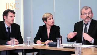 JISC - Roundtable Debate: [2 of 8] Dynamics Of Transition to Open Access