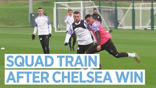 7-A-SIDE TRAINING GAME | MAN CITY SUNDAY TRAINING