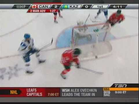 Highlights Canada 15 - 0 Kazakhstan - World Juniors 2009 - 28/12/08