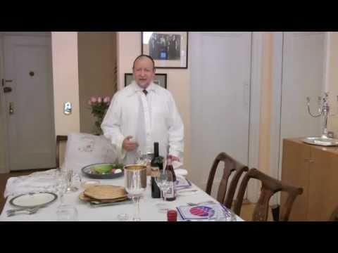 Passover Seder 101 #4 15 Steps of the Seder