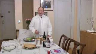 Passover Seder 101 #4 15 Steps of the Seder