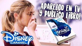 APAREZCO EN TV Y PUBLICO LIBRO || Cumpliendo mis sueños.