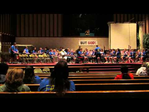 Adrenaline Engines - Jefferson Township Middle School Select Band