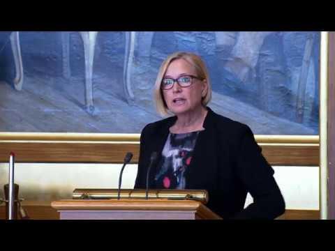 Arnstad kommenterer Listhaugs avgang: - I dag framstår Erna Solberg som en svak statsminister