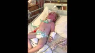 Harriet in Respiratory distress after Flu Jab