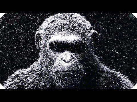 WAR FOR THE PLANET OF THE APES - Teaser TRAILER (2017)
