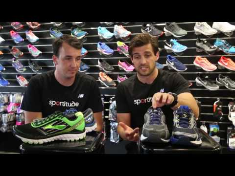 Brooks Neutral Running Range Shoe Review | Sportitude