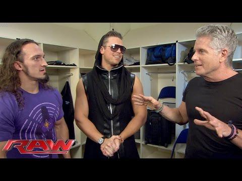 The Miz Und Donny Deutsch Haben Große Pläne Für Neville: Raw – 7. Dezember 2015