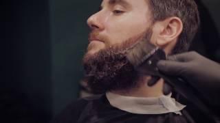 Male Style Guide - Камуфлирование бороды, седины (покраска бороды)