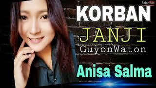 Gambar cover KORBAN JANJI - Anisa Salma (cover) SKA music