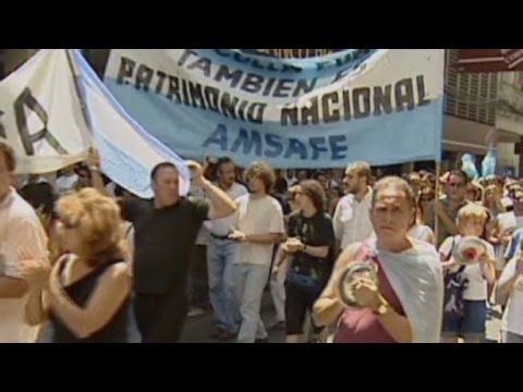 How Argentina survived its default