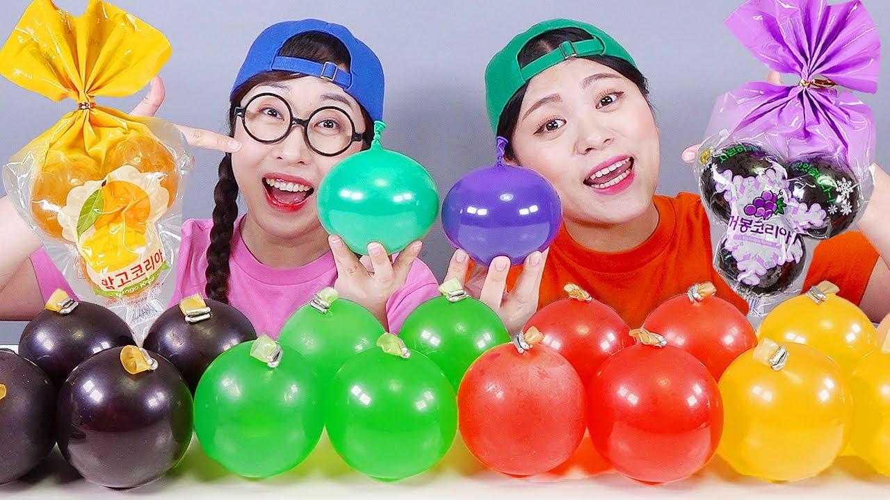 Download Cómo hacer gelatina de Kyoho DONA Mukbang
