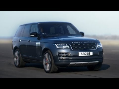 2020 Range Rover SVAutobiography Dynamic reveal