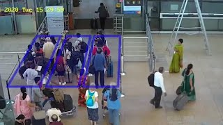 Hyderabad airport uses video analytics for queue management