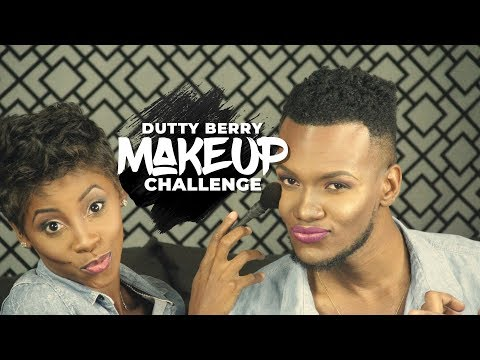 MakeUp Challenge Ft Shaph Sassy MUA | Brave Trip To Mega Mart lol