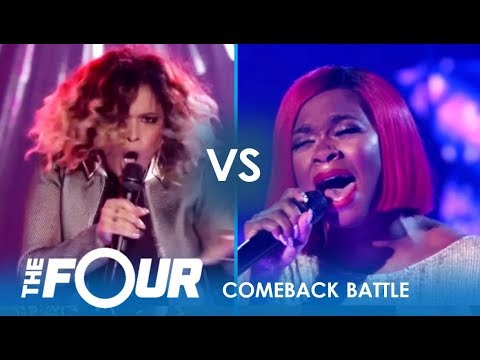 Whitney Reign vs Ali Caldwell: The TOUGHEST Battle Decision | S2E7 | The Four