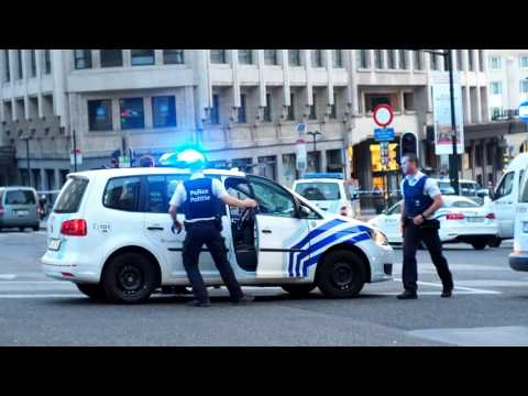 RAW: Brussels central station evacuated after small explosion
