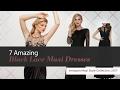 7 Amazing Black Lace Maxi Dresses Amazon Maxi Style Collection 2017