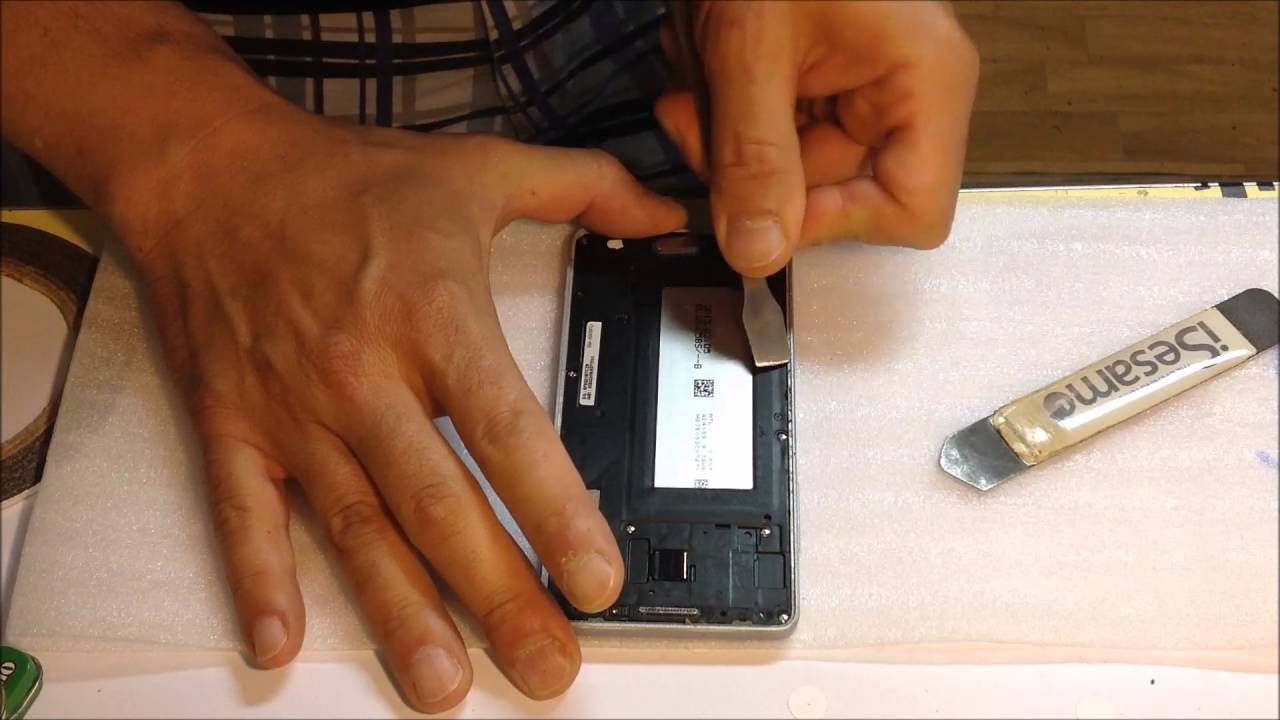 Galaxy A5 Repair Touch Screen Display Lcd Sostituzione Vetro E Lcd