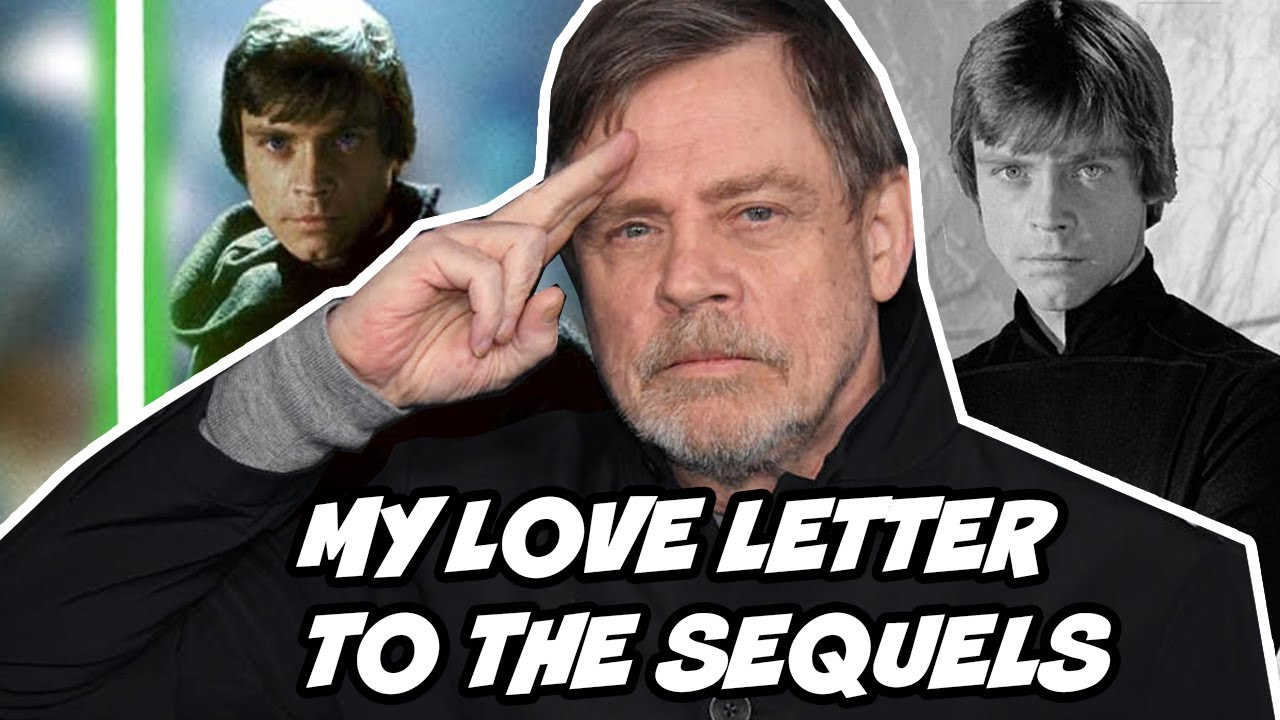 Not My Luke Skywalker: A Love Letter to the Sequels