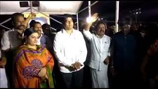 சீரியசான வீடியோ யாரும்  சிரிக்க கூடாது | Deepa Making political comedy in jayalaitha samadhi