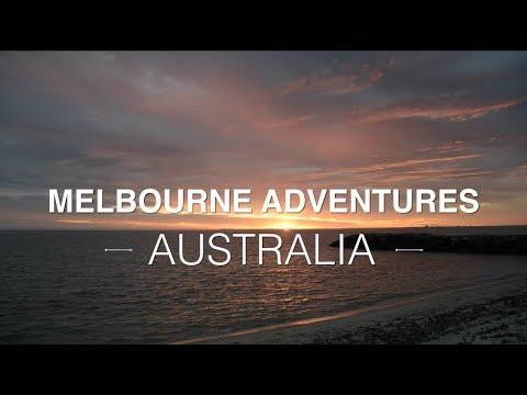 Melbourne Adventures 2017