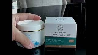 Marine Intensive Collagen แนะนำผลิตภัณฑ์นำเข้าจากนิวซีแลนด์