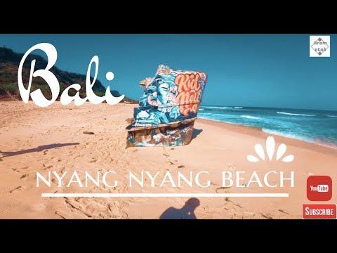 NUNG NUNG WATERFALL - NYANG NYANG BEACH - ULUWATU TEMPLE (BALI) / VLOG 01